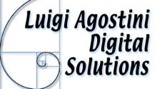 Luigi Agostini Digital Solutions logo
